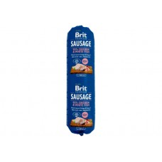Brit Premium (Брит Премиум) Dog Sausage Chicken & White fish Колбаса с курицей и белой рыбой