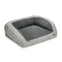Диван для собак Sleeper Soft-touch Gray