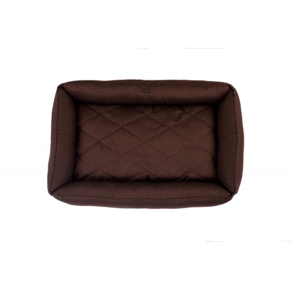 Лежак для собаки Sofa Brown