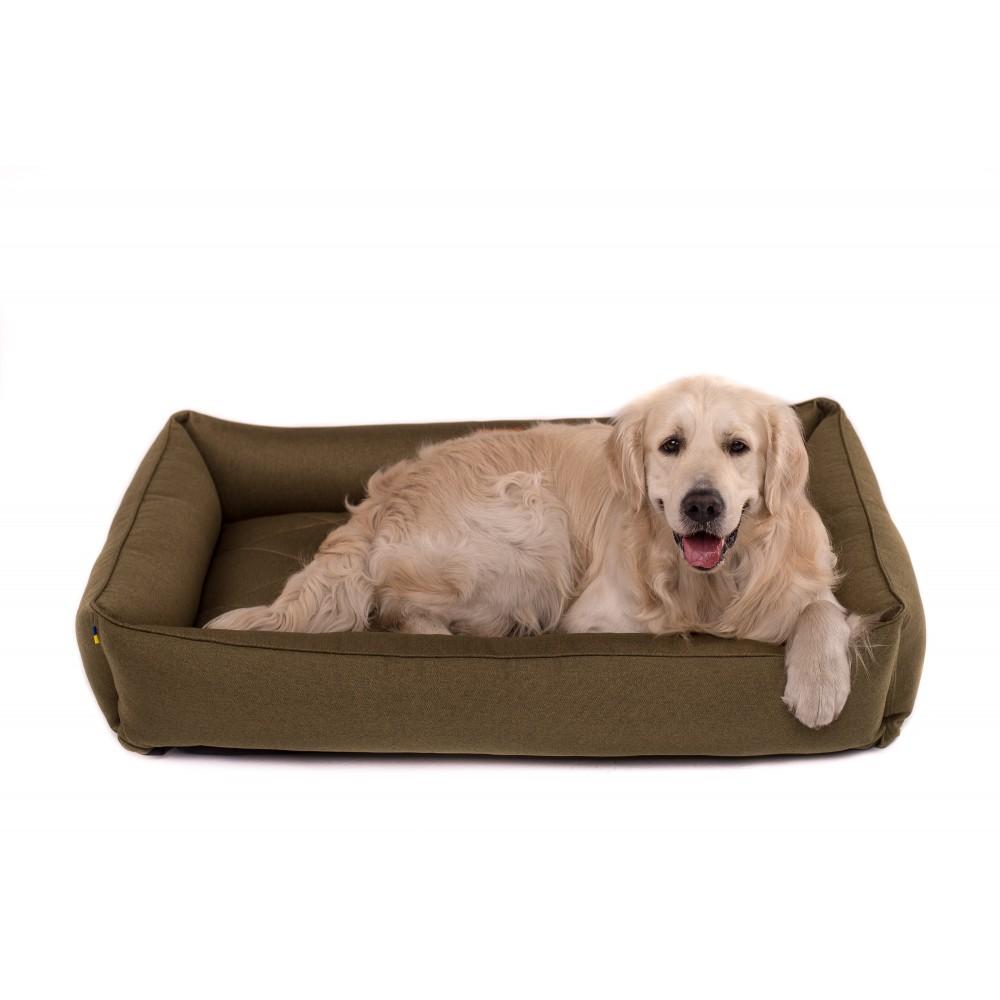Лежак для собаки Sofa Olive