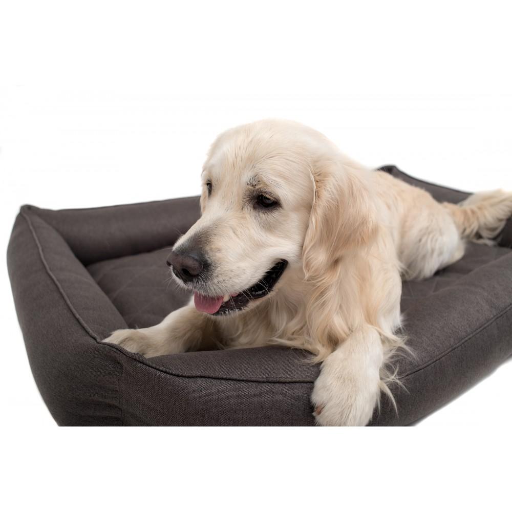 Лежак для собаки Sofa Gray