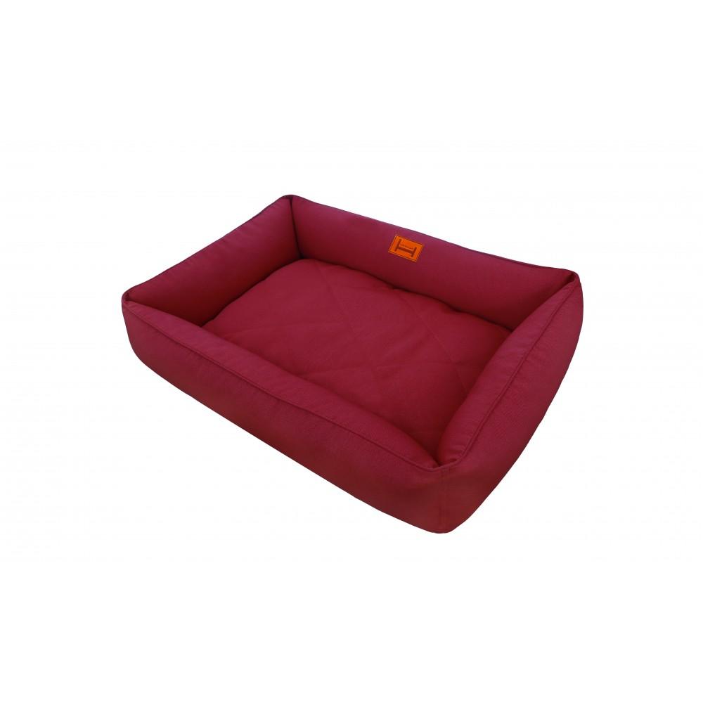 Лежак для собаки Sofa Red