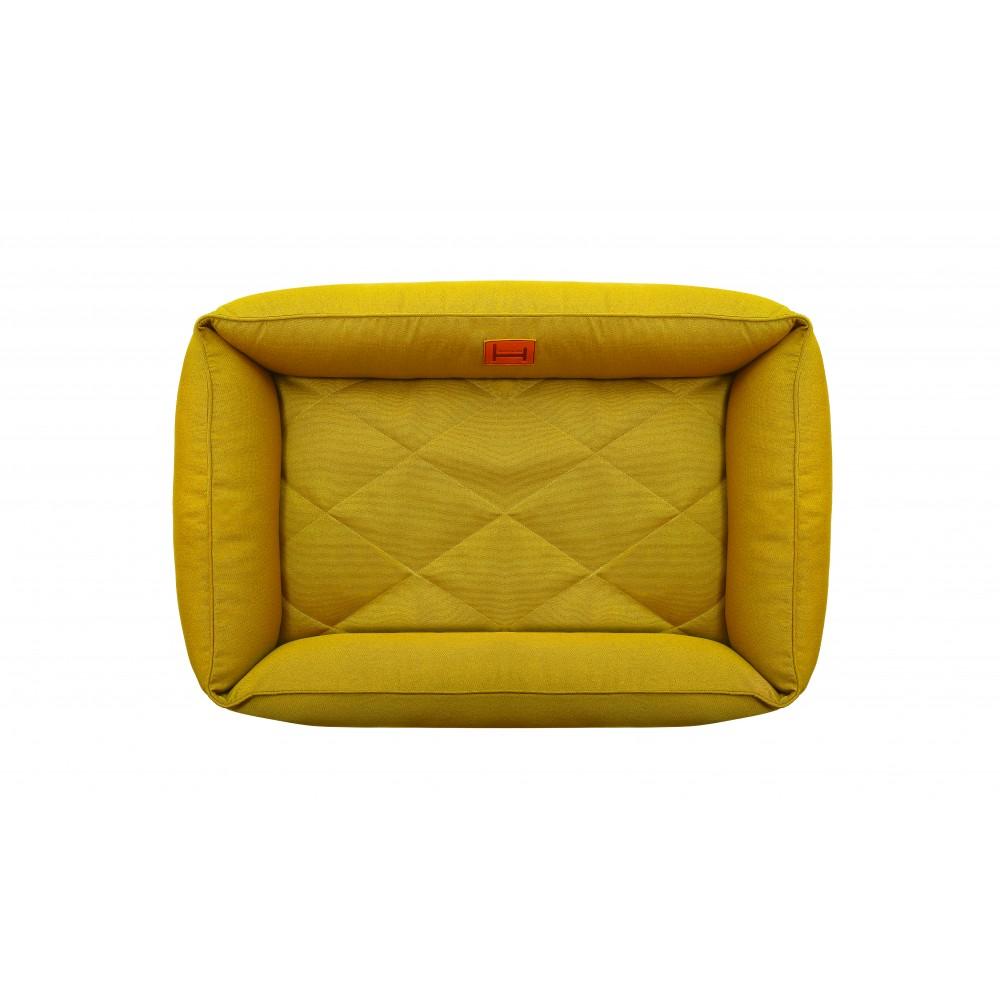 Лежак для собаки Sofa Mustard