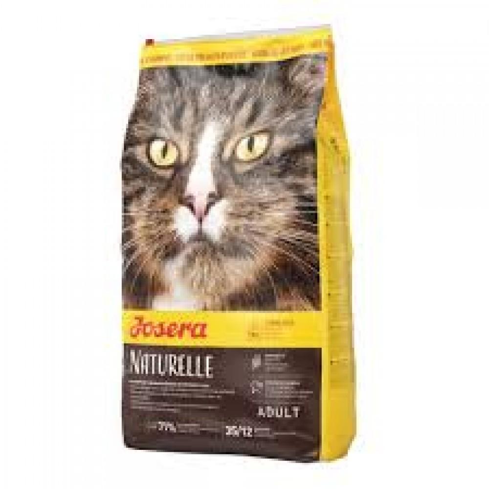 Сухой корм Josera Naturelle беззерновой для стерилизованных котов