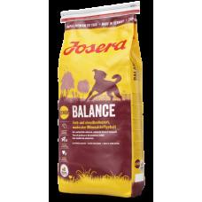 Josera Balance - корм Йозера Баланс для пожилых и малоактивных собак