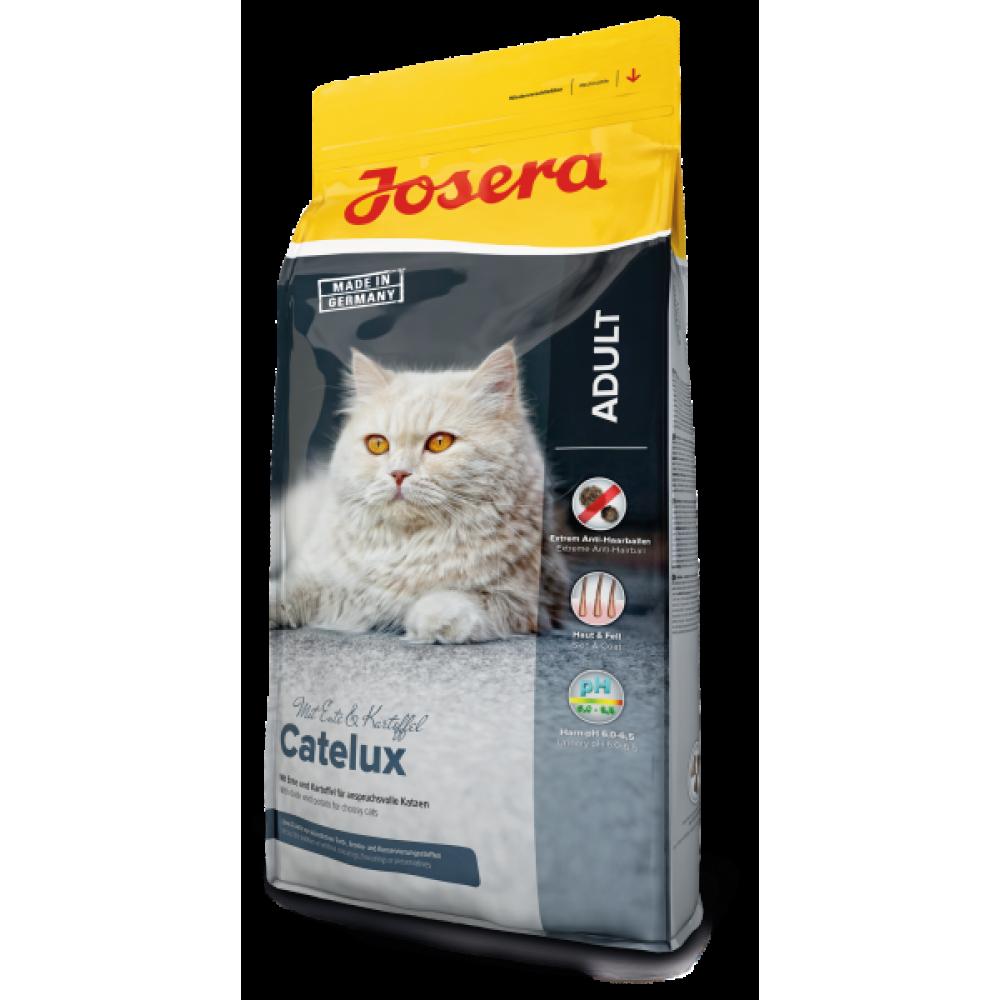 Корм для котов и кошек Josera Cat Catelux против комков шерсти