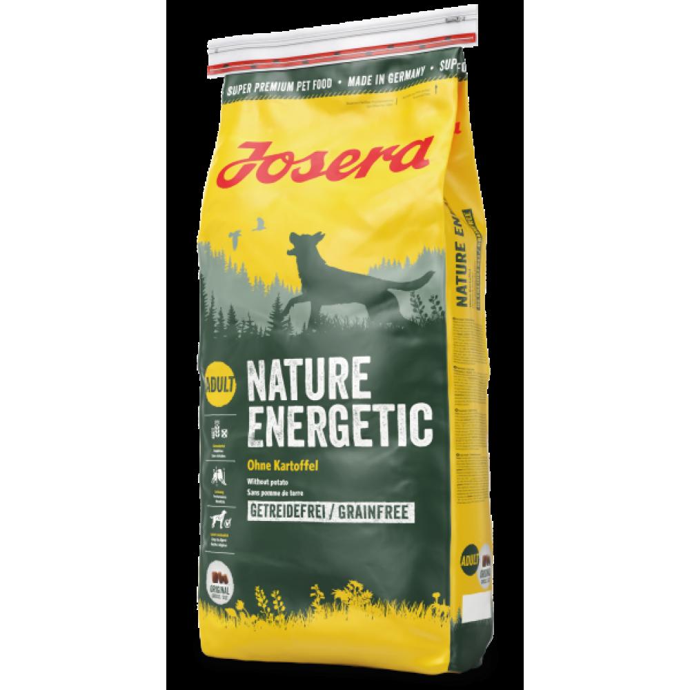 Josera Nature Energetic - беззерновой корм Йозера для активных собак