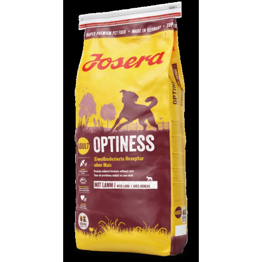 Сухой корм Josera Optiness для взрослых собак