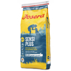 Сухой корм Josera Dog SensiPlus Adult для взрослых собак склонных к аллергии и проблемах с пищеварением  (утка и рис)