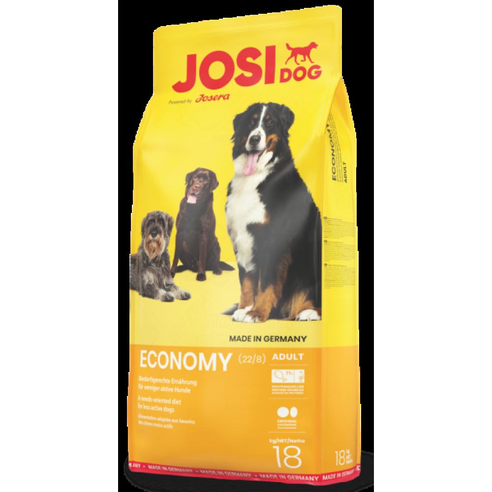Сухой корм для взрослых собак JosiDog Economy Adult с мясом домашней птицы