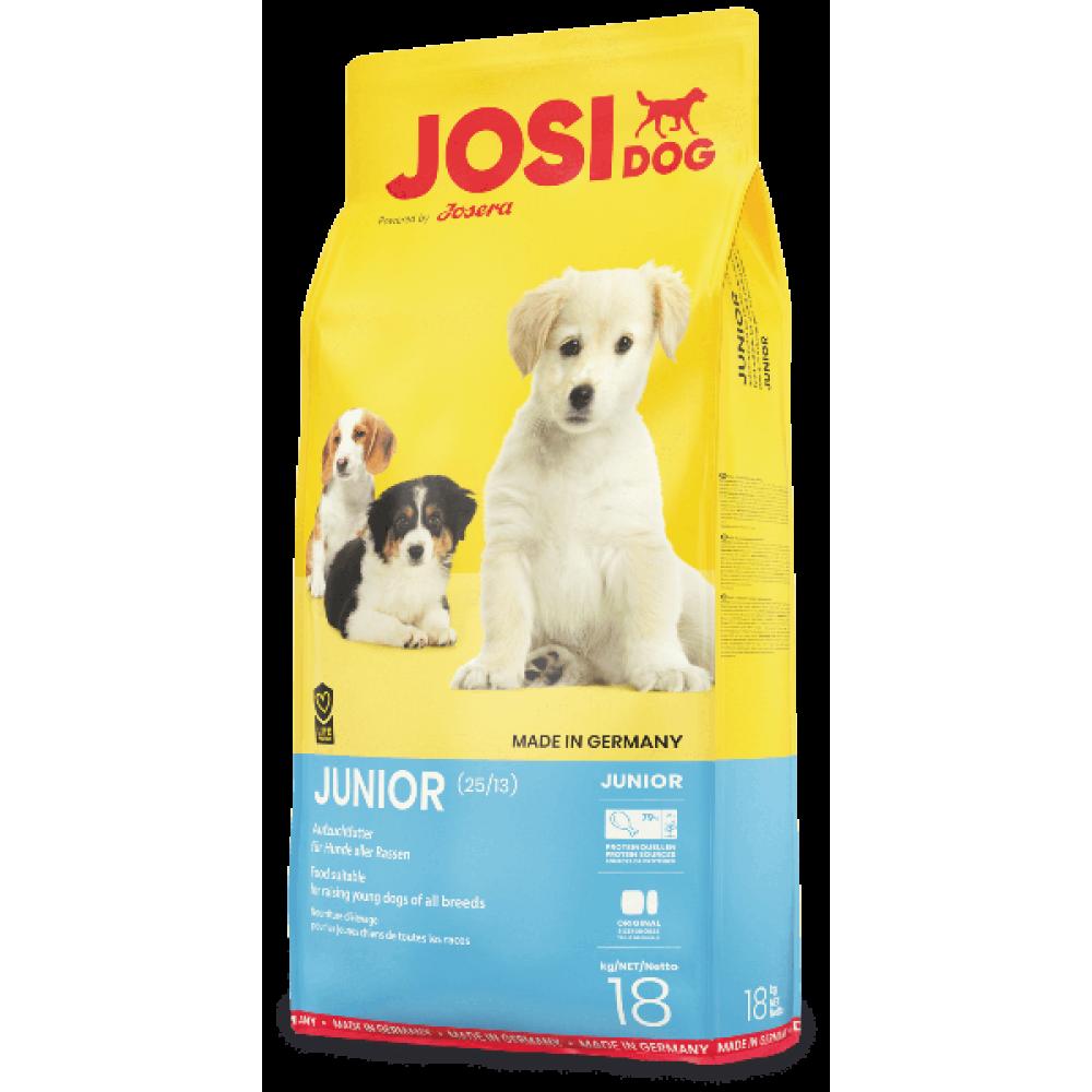 JosiDog Junior Корм для щенков и молодых собак