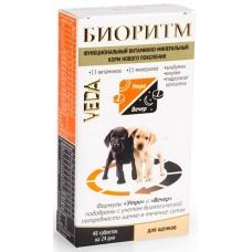Биоритм для щенков, 48 табл. по 0,5.