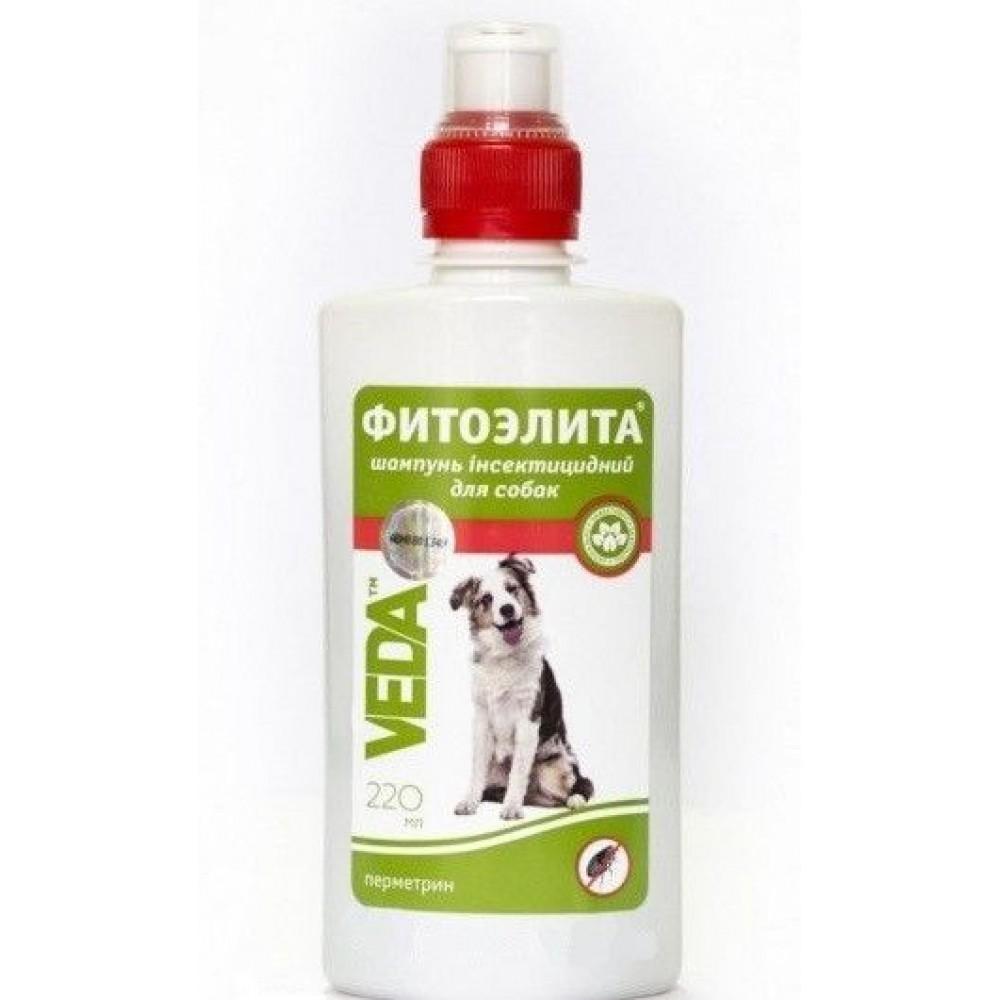 Шампунь Veda инсектицидный для собак 220 мл