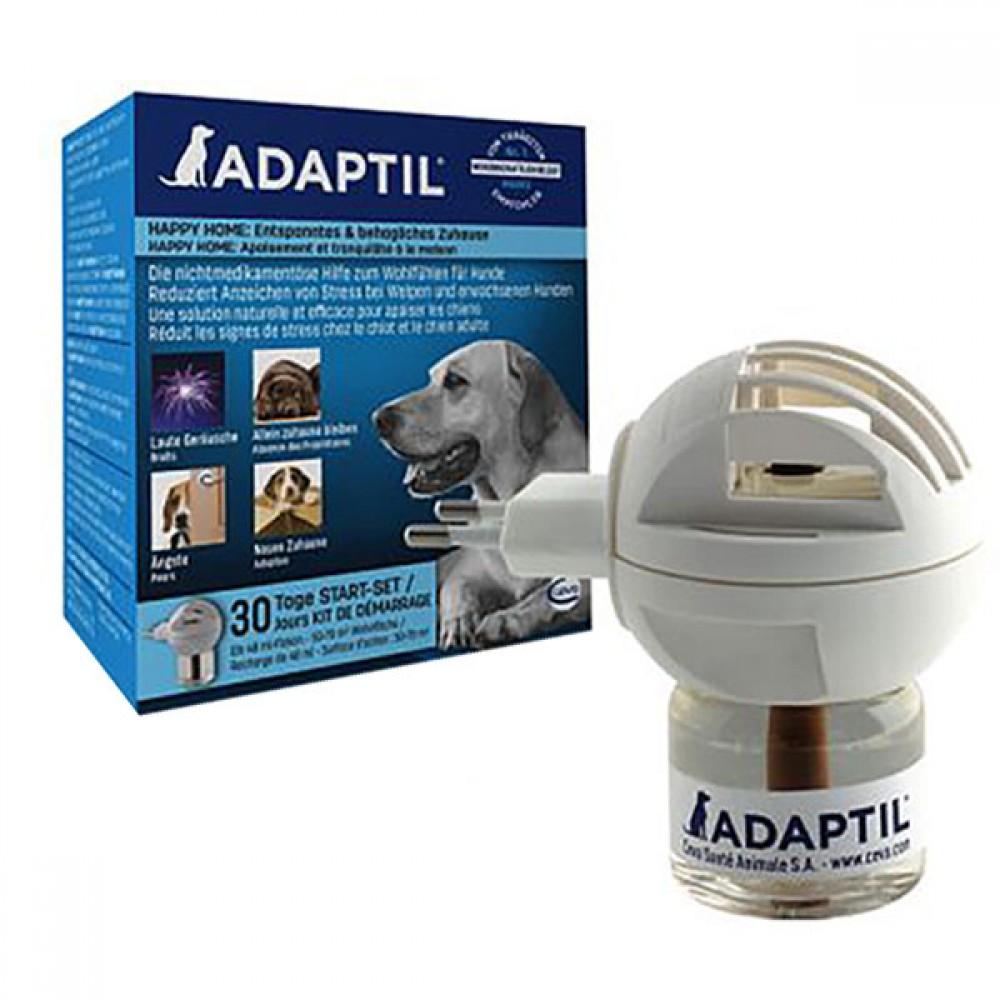 Адаптил (дифузор+сменный блок), 48 мл - средство для коррекции поведения у собак