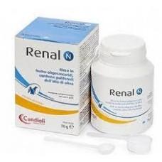 Кандиоли Ренал Н (Candioli RENAL N) порошок для котов и собак 70гр