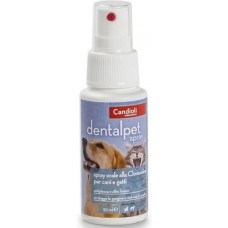 Кандиоли ДенталПет спрей (CANDIOLI Dental Pet Spray ) 50 мл