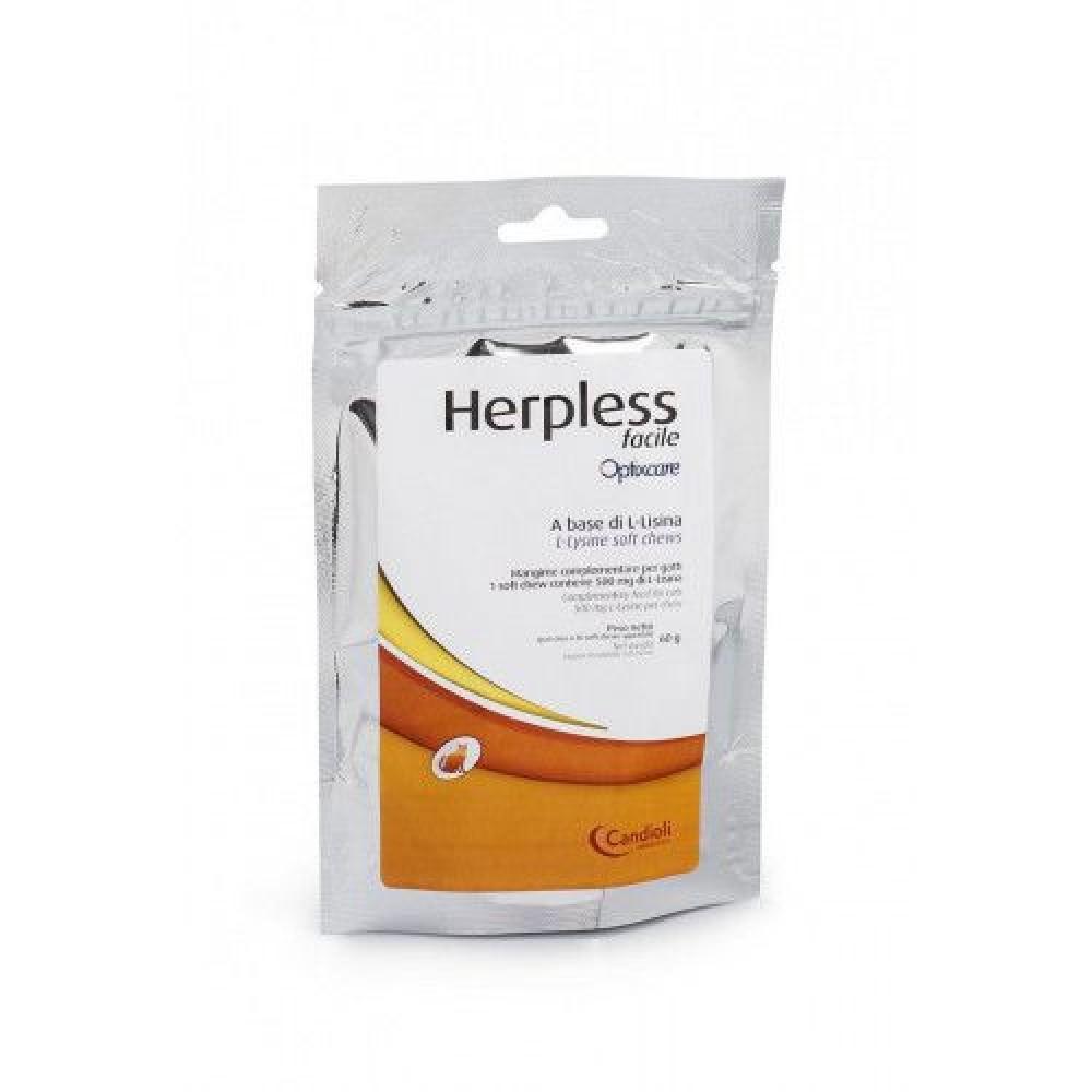 Кандиоли Херплес фесиль (Candioli Herpless) 60гр