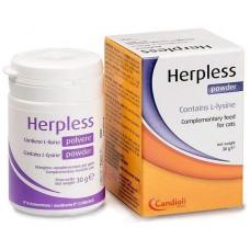 Кандиоли Херплес порошок (Candioli Herpless) для кошек 30гр