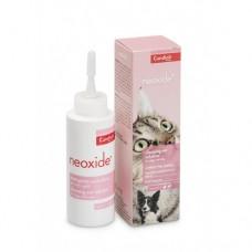 Кандиоли Неоксид (Candioili Neoxide) Капли для гигиены ушей у собак и котов 100 мл