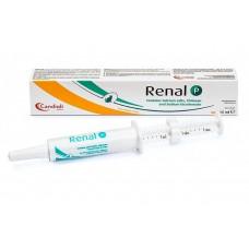 Кандиоли Ренал Р (Candioli Renal P) паста при почечной недостаточности для кошек и собак 15 мл