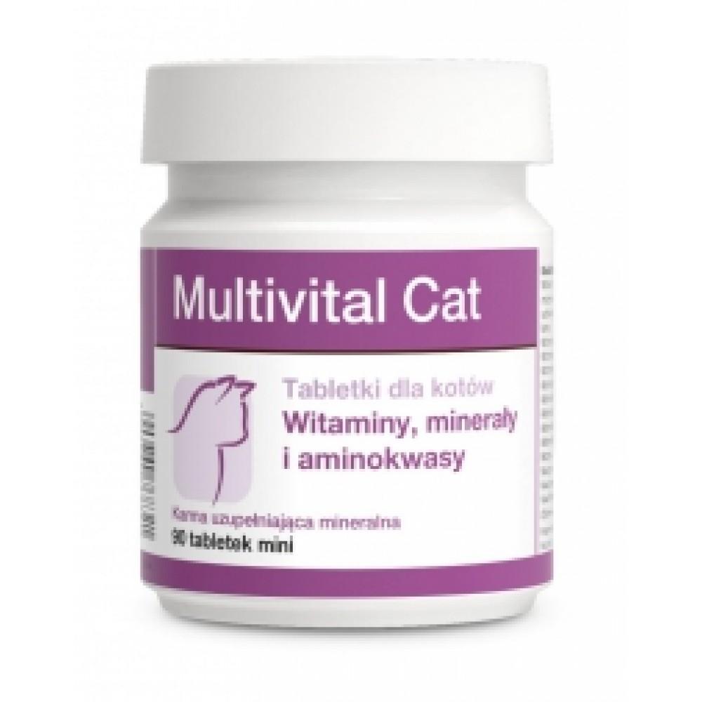 Долфос Мультивитал Кэт ( Dolfos Multivital Cat) 90табл