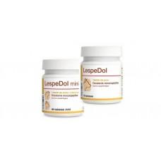 Долфос ЛеспеДол (Dolfos LESPEDOL) добавка при заболеваниях мочевыводящей системы собак.  мини 60 таб.