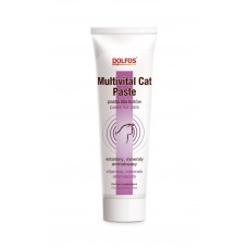 Долфос Мультивитал кет (Dolfos Multivital Cat) паста 100 гр.