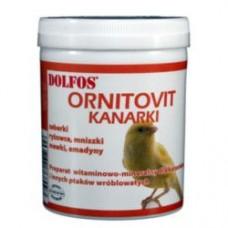 Dolfos (Дольфос) ORNITOVIT CANARIES (ОРНИТОВИТ КАНАРИЕС) витаминно-минеральная добавка для канареек