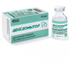 Дексдомитор 0,5 мг/мл 10 мл