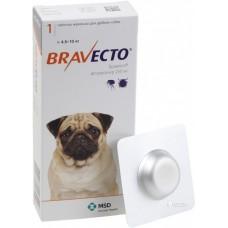Бравекто BRAVECTO 250 /> 4,5-10 кг
