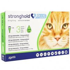 СТРОНГХОЛД ПЛЮС капли для кошек 5 - 10 кг